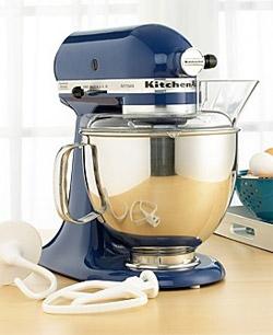 KitchenAid Artisan Mixer with 325 Watt motor