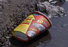 roll up the rim to POLLUTE! - Tim Hortons UNGREEN