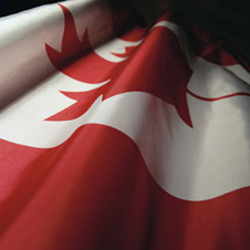 Canada. All about freedom... from illegal search and seizure