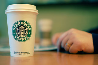 Stabucks in decline? Gas, coffee or food - you choose