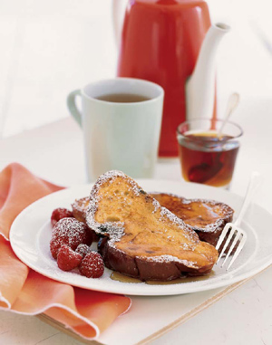 Victoria's best Challah French Toast... hands down