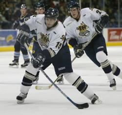 ECHL Hockey Victoria B.C. Salmon Kings