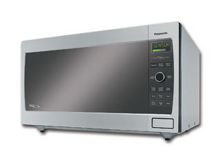 Living in the 19th century - with a Panasonic microwave