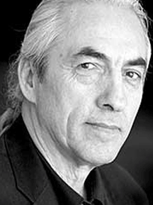 Phil Fontaine - executive leader and Chief of the First Nations Assembly of Canada