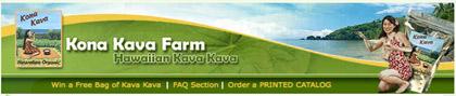 Kona Kava Farm from the Big Island of Hawaii