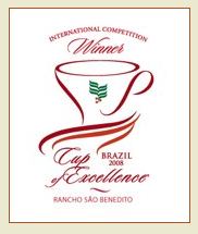 Rancho São Benedito Cup of Excellence tasted by Coffeecrew