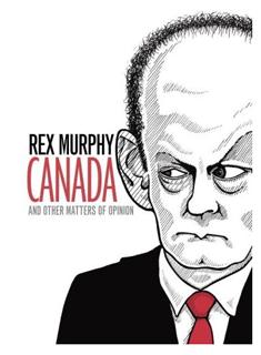 Rex Murphy live in Victoria B.C. September 21 2009