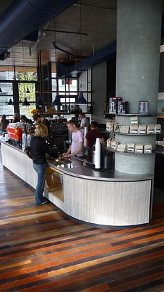 Habit Coffee and Culture Number Two Yates Street Atrium