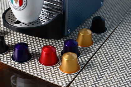 Brewing single serve Pod quick view Nespresso Pixie