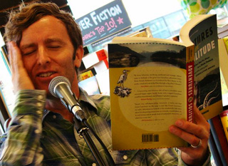 Grant Lawrence reads from Adventures in Solitude - Desolation Sound