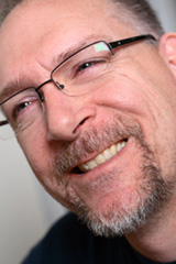 Colin Newell - senior writer and editor/creator coffeecrew.com