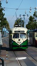 F Line Street Cars