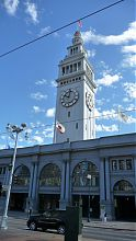 Ferry Building - great food - on the F Line and near Street cars!