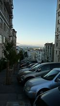 Nob Hill - and almost ideal place to stay