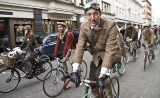 tweed on wheels
