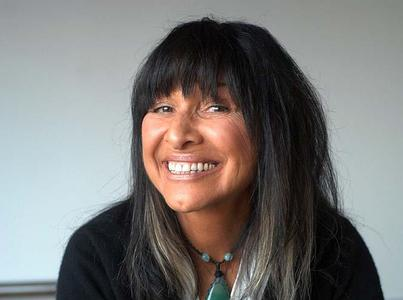 Buffy Saint-Marie at UVic Congress 2013