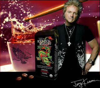 Joey Kramer of Rockin and Roastin Coffee!