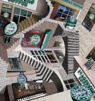 Starbucks to open faux mom and pop coffee shop in Seattle - coffee everywhere