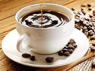 This is a nice cup of coffee