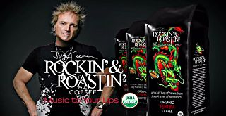 Joey Kramer and his new cafe!