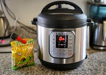 Getting the most from your Canadian Instant Pot