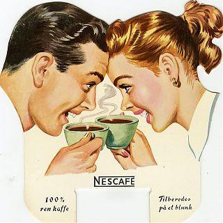 1950's coffee trivia