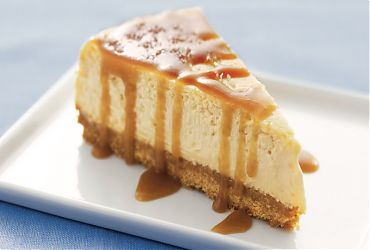 Salted caramel Instant Pot Cheesecake 2019