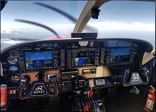 Bush Pilot Kodiak Cockpit - 2020