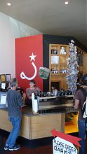 Ritual Coffee - one of many great cafes!