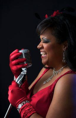 Maureen Washington - Jazz singer