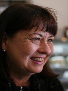 Christine Cottrell of Perfect Espresso