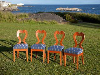 Alfons fine designs chairs Victoria