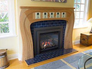 Alfons fine design Victoria - fireplaces