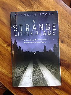 A stranger place - the hauntings and unexplained events of one small town.