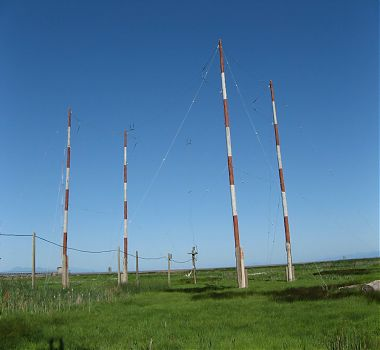 CKZU Antenna Richmond Flats