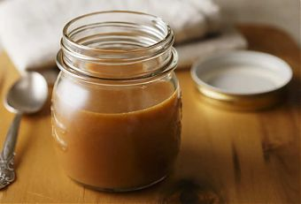 Caramel Sauce - there are hazards