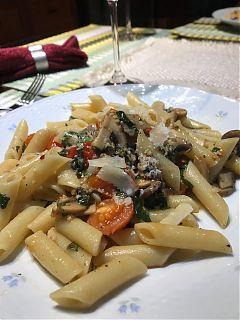 Summer's End Pasta